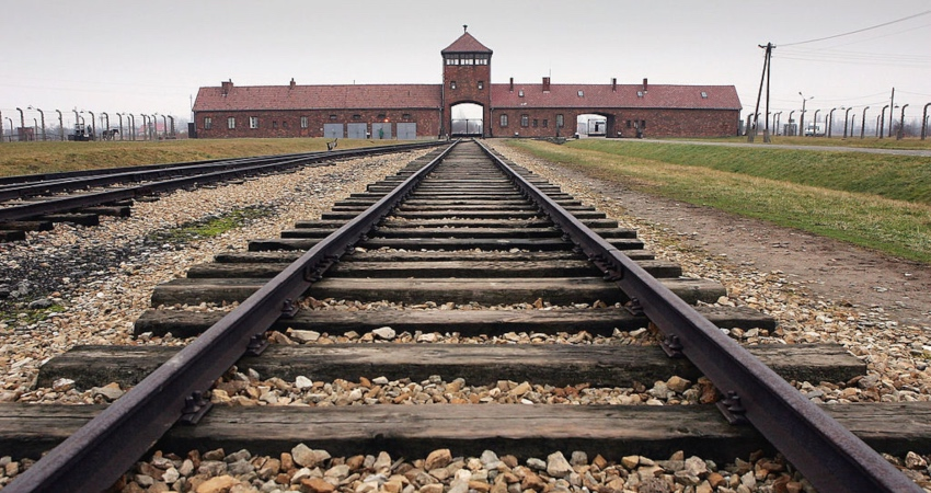 Online store causes outrage after selling skirt with images of Auschwitz on it