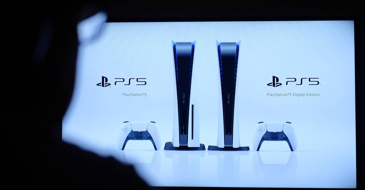 PS5 unboxing videos are appearing online and it looks massive