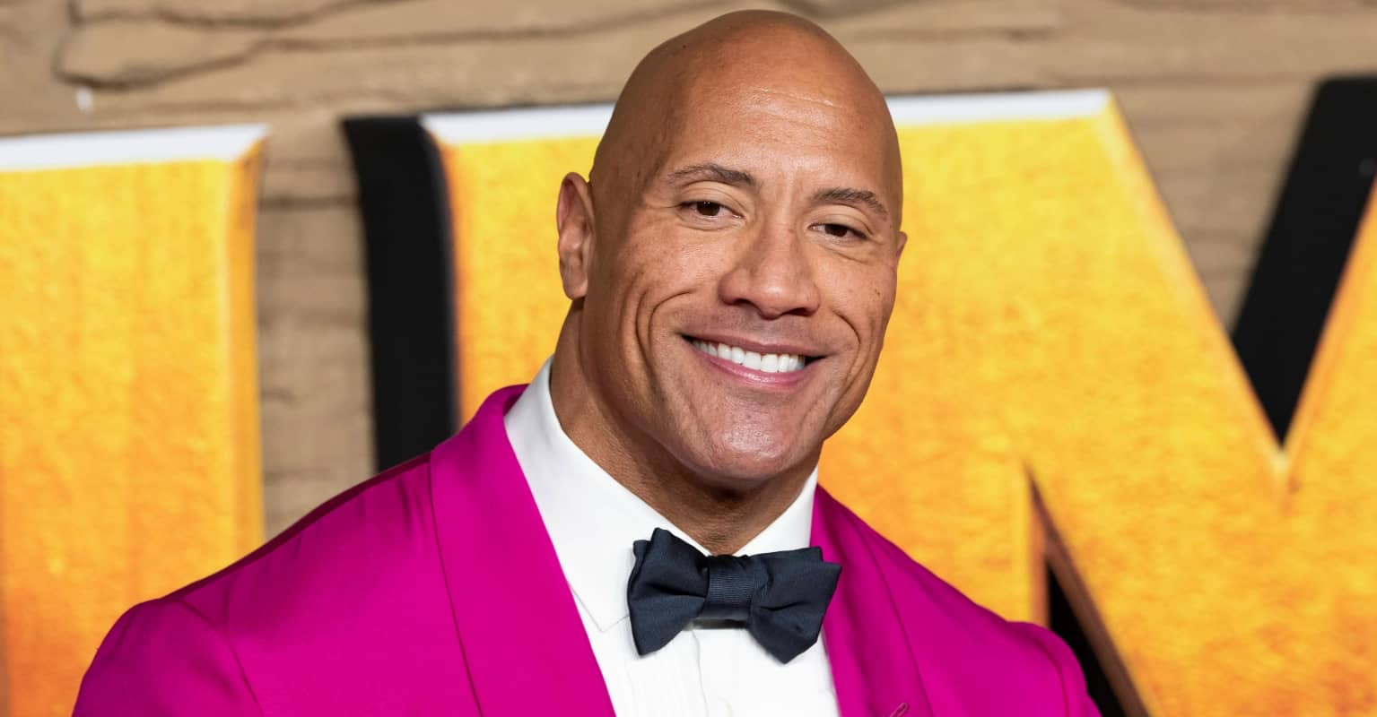 Dwayne Johnson says he 'would consider' a presidential run in the future