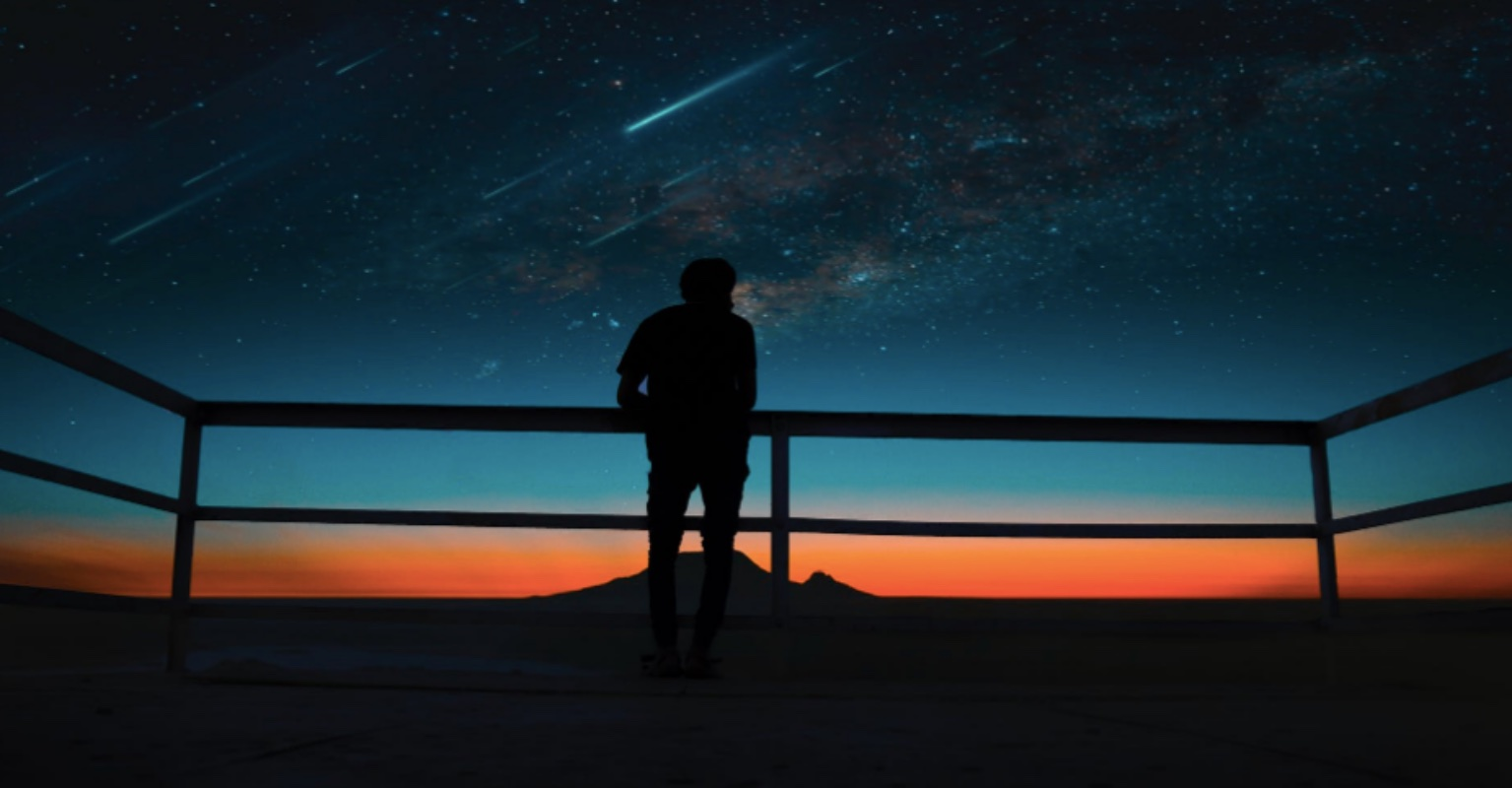 The first meteor shower of 2021 will light up the skies this weekend