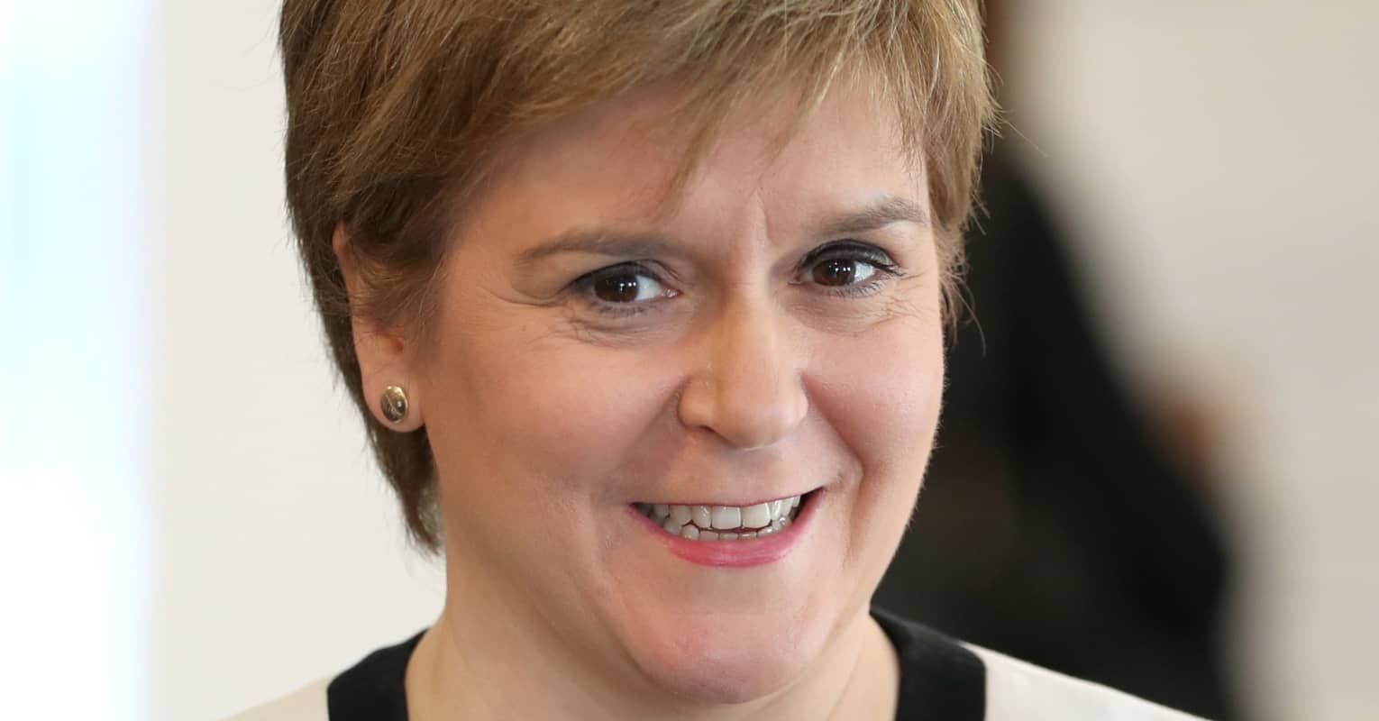 Scotland's First Minister says Trump can't go there after Biden's inauguration