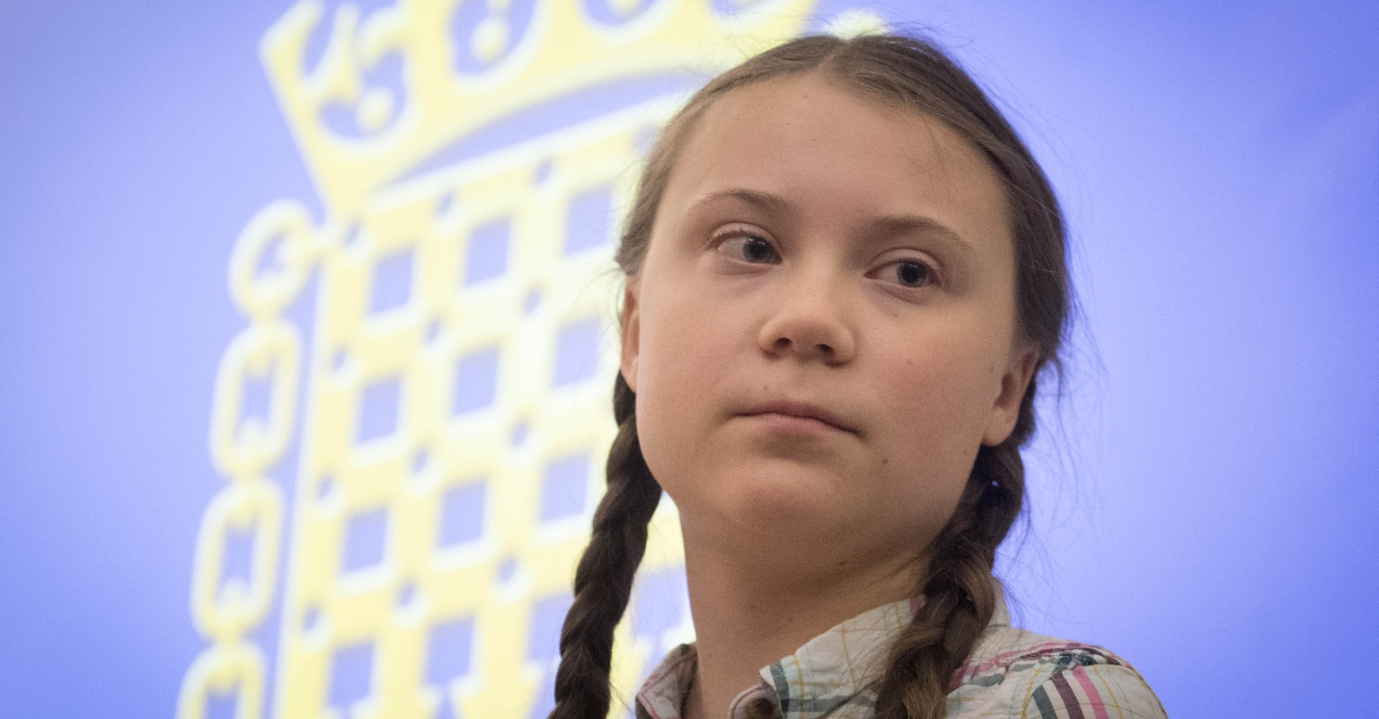 Greta Thunberg calls for 'change' as NASA declares 2020 hottest year on record