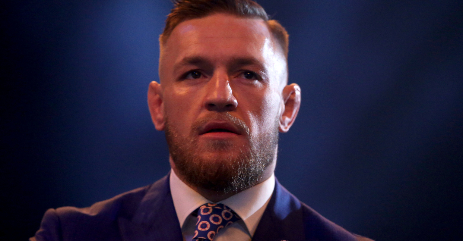 People are savagely trolling Conor McGregor's new million dollar watch