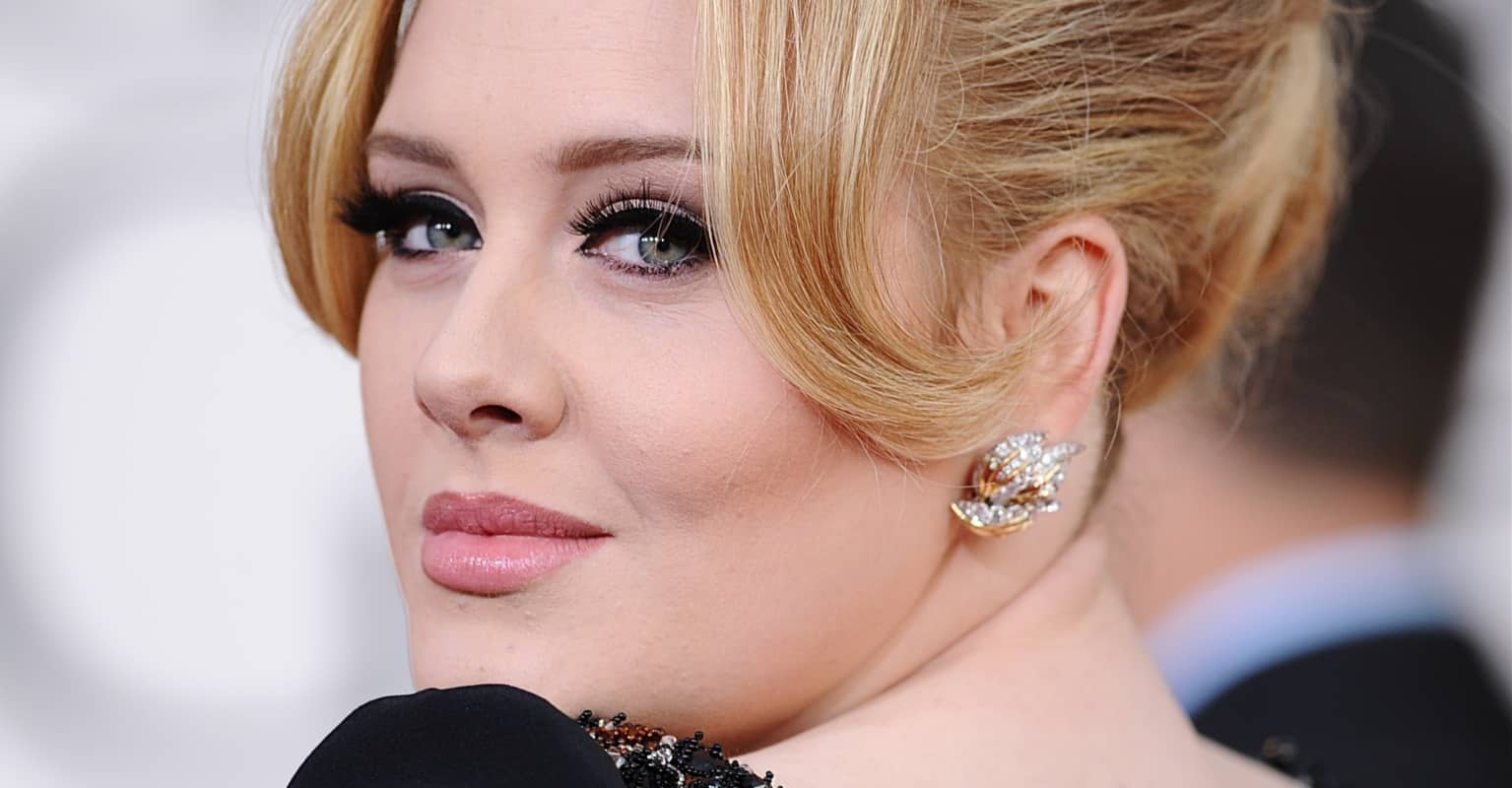 Adele suffers song leak and fears it could be 'disastrous' for her new music