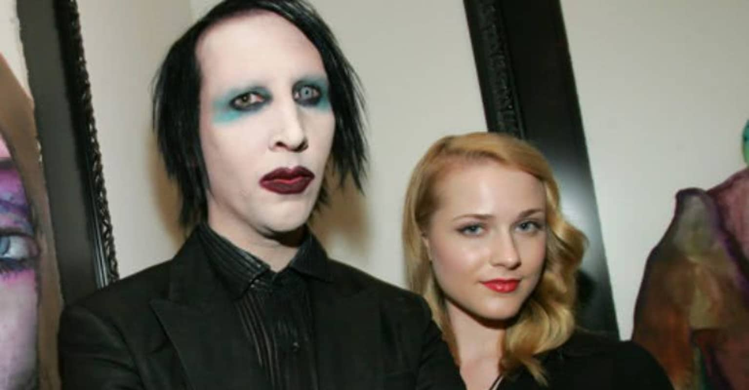 Marilyn Manson dropped from record label and TV appearances after abuse allegations
