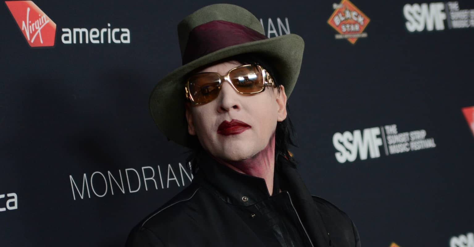 Marilyn Manson breaks silence after five women accuse him of sexual misconduct – including Evan Rachel Wood