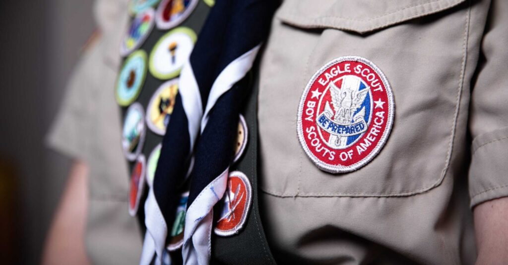 1,000 Girls become the first-ever female Eagle Scouts