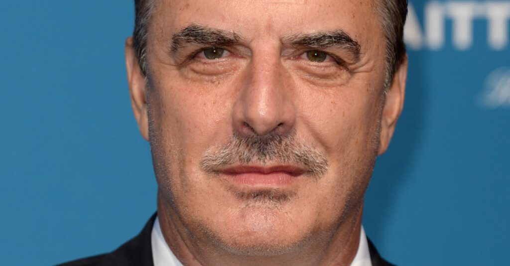 'Sex and the City's' Chris Noth drops huge hint about Mr Big's future amid rumours he isn't returning for TV reboot