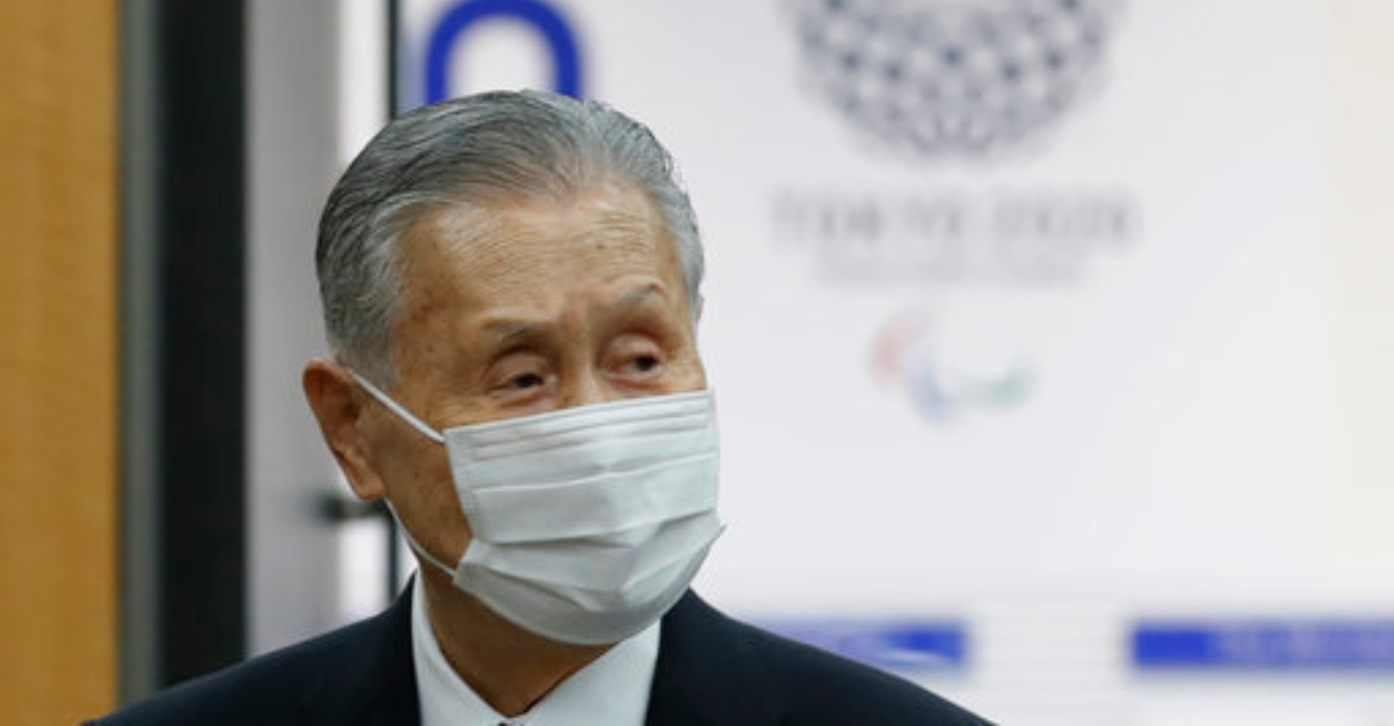 Tokyo 2020 chief called to resign after saying women talk too much at meetings