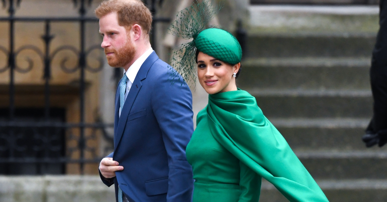 Meghan Markle claims Royal Family 'perpetuated falsehoods' about her and Harry during Oprah interview