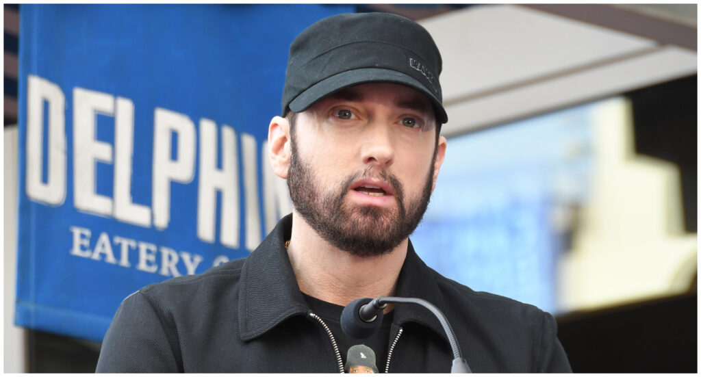 Domestic violence survivor explains why it's so wrong to cancel Eminem