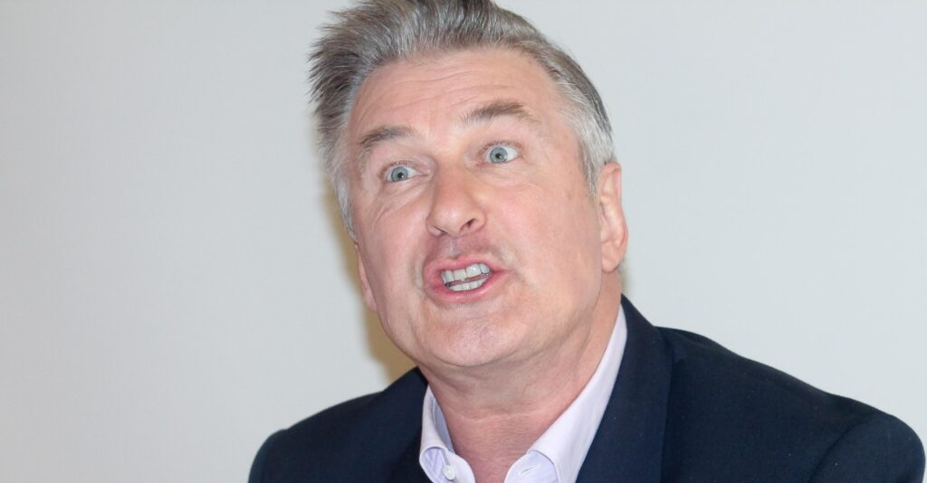 Alec Baldwin deletes Twitter account after his 'switching accents' joke gets unexpected reaction