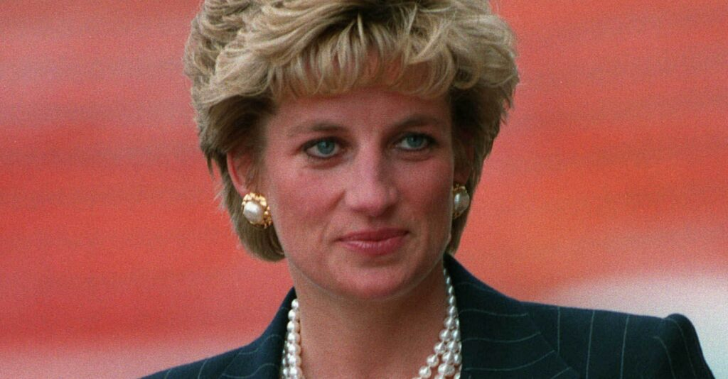 Princess Diana was 'tricked' into giving Martin Bashir interview with 'fake abortion receipt'