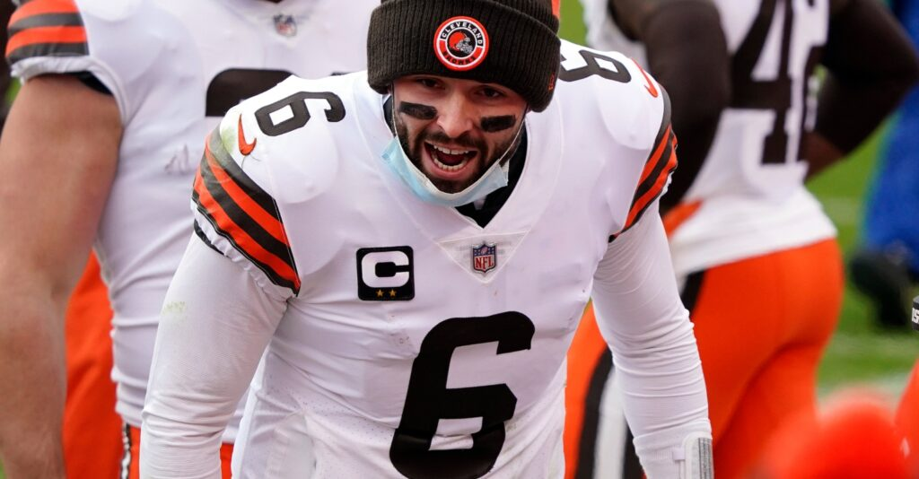 NFL quarterback Baker Mayfield in shock after seeing 'UFO' in Texas