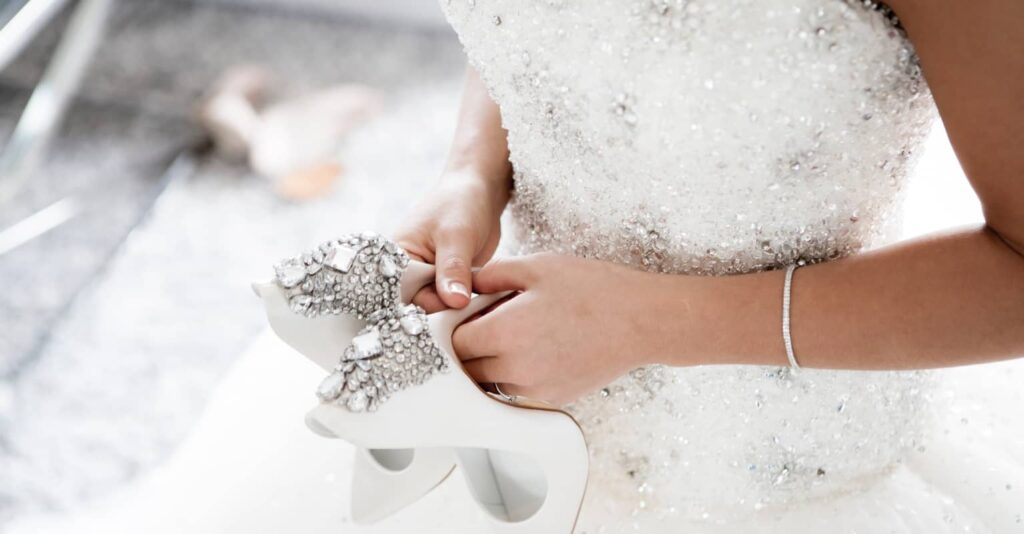 Bride left devastated after future mother-in-law reveals she's wearing a 'wedding dress' to her big day