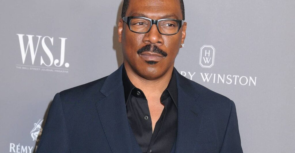 Eddie Murphy and Arsenio Hall claim they were forced to cast a white person In 'Coming To America'