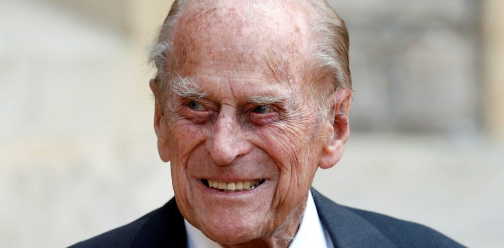 Prince Philip's death has left 'huge void' for Queen says Prince Andrew