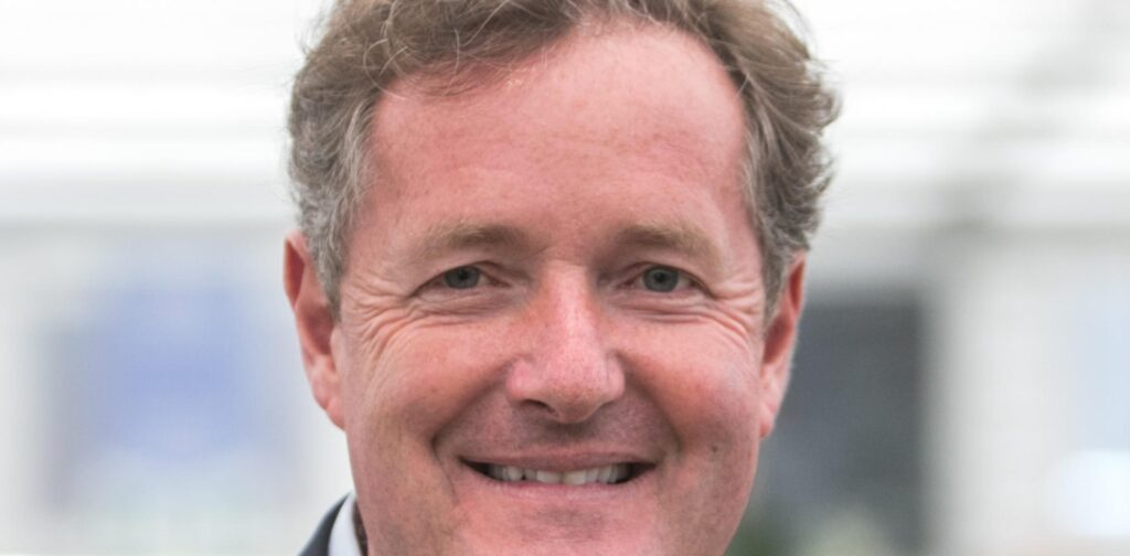 Piers Morgan slammed for being a 'blatant hypocrite' over Prince Philip's death