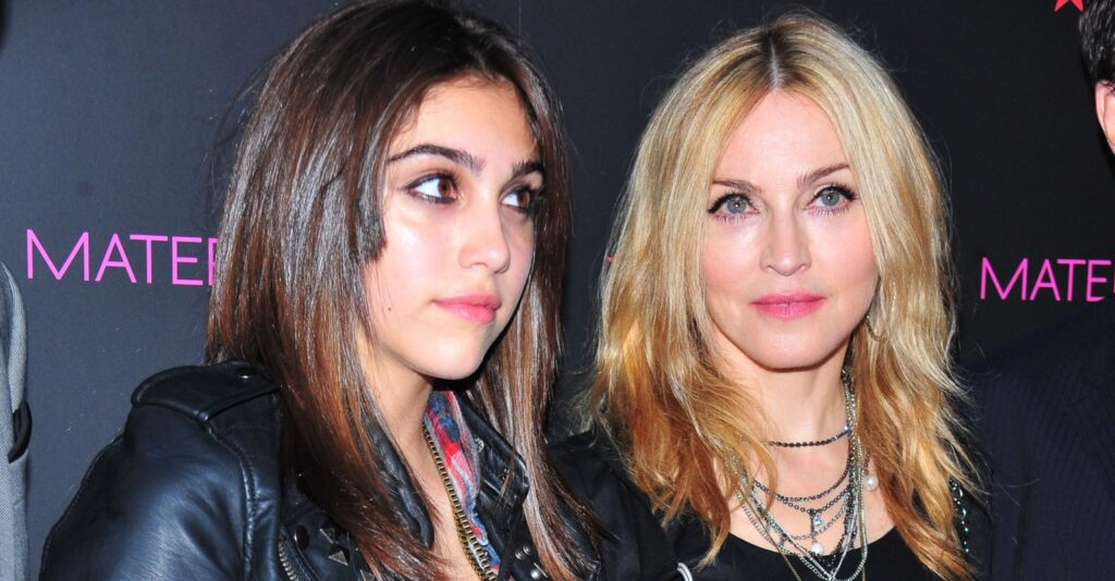 Madonna, 62, shares rare selfie with daughter Lourdes, 24, and fans think they look like 'sisters'