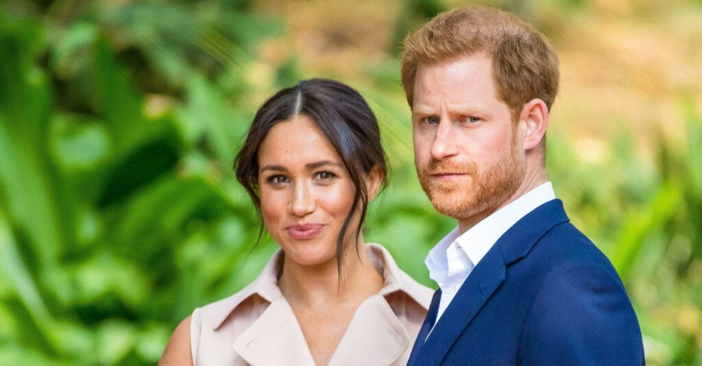Harry and Meghan pay tribute to grandfather Prince Philip