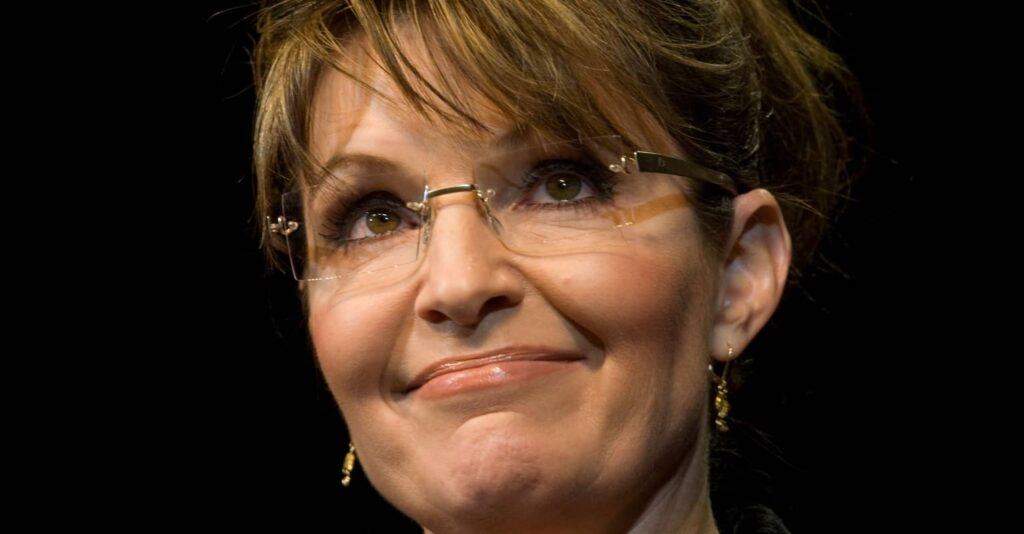 Sarah Palin reveals her 'bizarre' symptoms after testing positive for COVID-19