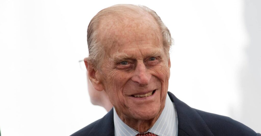 Queen 'has been amazing' says Countess of Wessex following death of Prince Philip